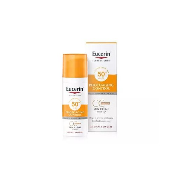 Eucerin Sun Protection 50+ Creme Photoaging Control 50 ML