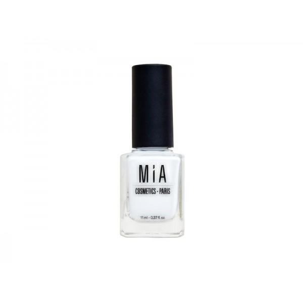 Mia esmalte de uñas 11ml Laurens Frost White blanco