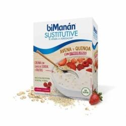 Bimanan Sustitutive Avena y Quinoa coln frutos rojos 55gr 5
