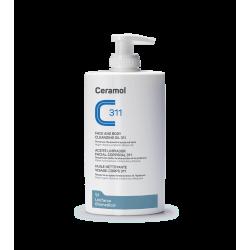 Ceramol Aceite Limpiador facial-corporal 400ML FB Unifarco
