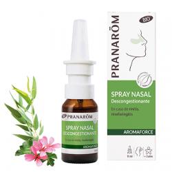 Aromaforce Descongestion Spray Nasal 15ML Pranarom