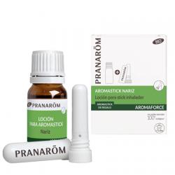 Aromasticks Solucion Nariz 10 ML Pranarom