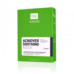 Martiderm Acniover Sooting Mask 25 ML X 10Unid
