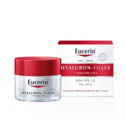 Eucerin Hyaluron Filler Volume Lift Crema de Dia FPS15 Piel