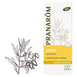 Aceite Vegetal de Argan Bio Piel y Cabello 50ML Pranarom