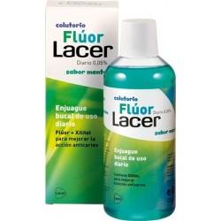 Fluor diario Lacer 0,05% menta 500ml