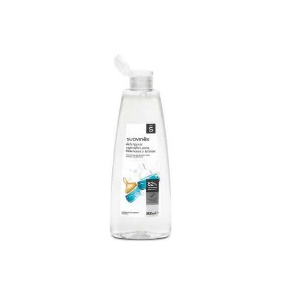 Suavinex Detergente Especifico Biberones Tetinas Gel