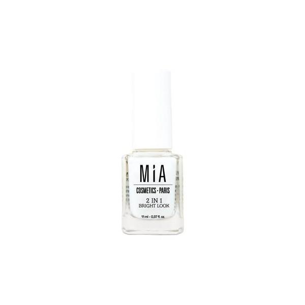 Laurens esmalte de uñas tratamiento 2 en 1 Bright Look 11ml