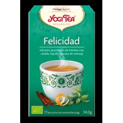 Yogi Tea Felicidad 17B