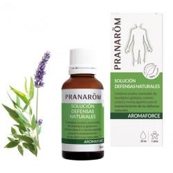 Solucion Defensas Naturales 30ml Aromaforce Pranarom