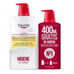 Eucerin Oleogel 1L+ Ecopack 400ml