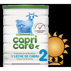 Capricare 2 Preparado Lactantes Desde 6ºMes Leche de Cabra 800 G