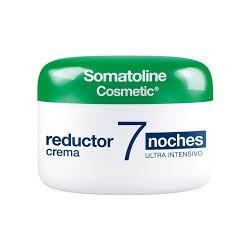 Somatoline reductor noche gel fresco 450ml