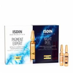 Isdinceutics Pigment Expert + Night Peel 10 + 10 ampollas