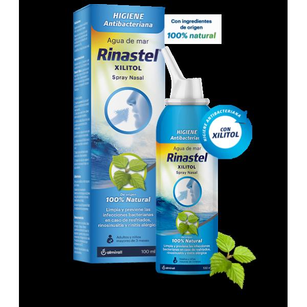 Rinastel Xilitol spray nasal 100ml