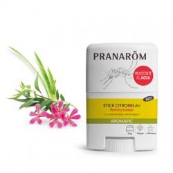 Stick Citronela + Aromapic Pranarom
