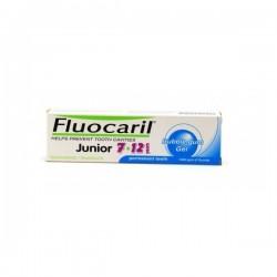 Fluocaril gel bubble junior 7-12 años 50m