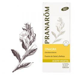 Aceite vegetal Onagra Menopausia Hormonas 50ml Pranarom
