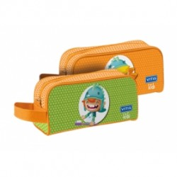 Vitis Kids Gel dentrifico + cepillo + gadget 50ml