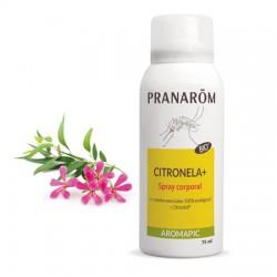Aromapic Spray Corporal Bio 75ML Pranarom