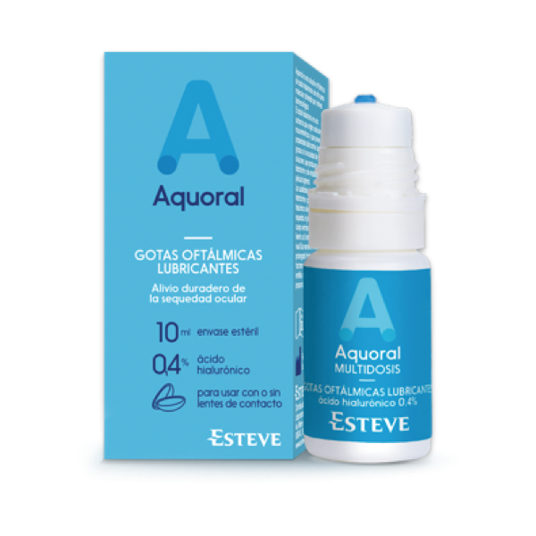 Aquoral lipo gotas oftamlicas lubricantes esteriles 10ml