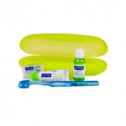 Vitis Orthodontic Pack cepillo Access cera + Pasta 15ml +