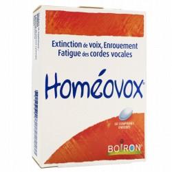 Homeovox 40 comprimidos Boiron