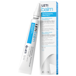 Letibalm intranasal protect gel hidratante 15ml