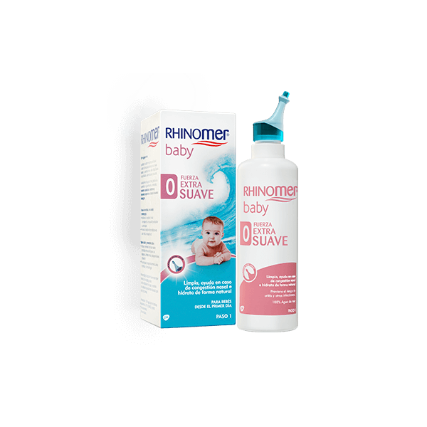Rhinomer baby spray fuerza extra suave