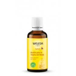 Aceite de masaje prenatal 50ml Weleda
