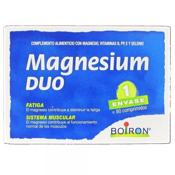 Magnesium duo 300+80 comprimidos