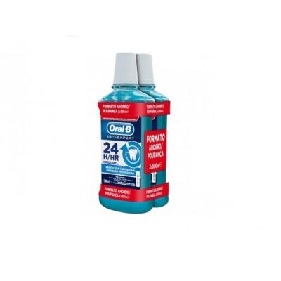 Oral-B colutorio pro expert protección profesional pack 500ml 2