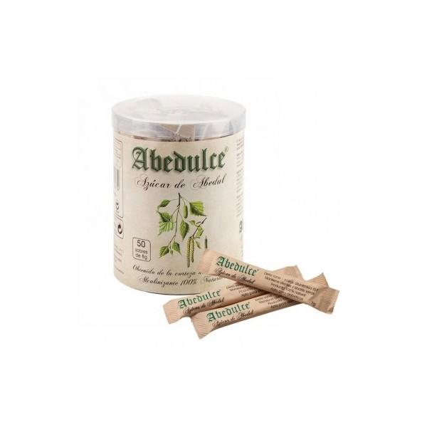 Abedulce azúcar de Abedul 50 sobres 8 gramos