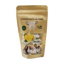Abedulce bio cristales puros de xilitol limón 152 gr (40 X 3.8