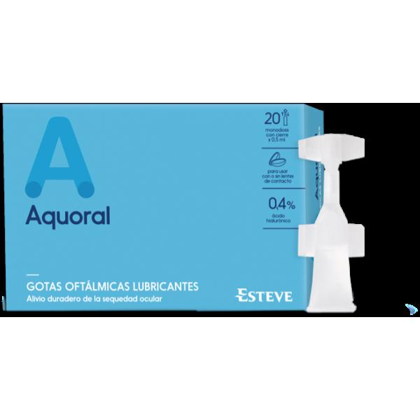 Aquoral 0,4% multidosis