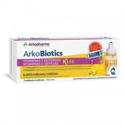 Arkobioticis inmunidad+defensas infantil 7 dosis