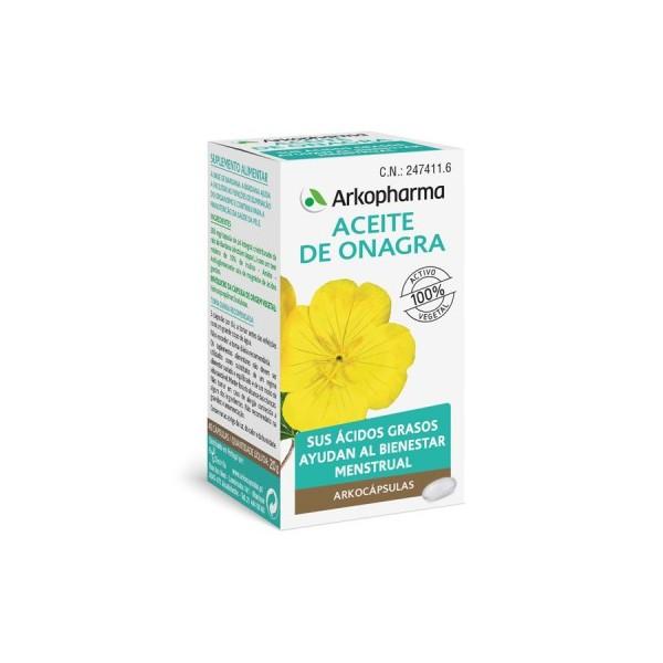 Arkocaps Onagra 50 cápsulas (aceite)