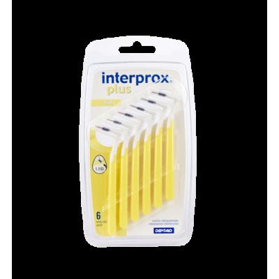 Cepillo Interprox Plus 2G mini 6 unidades