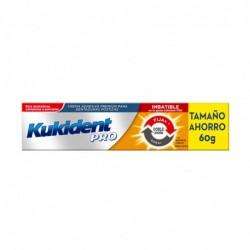 Kukident pro doble acción formato ahorro 60gr