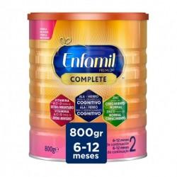Enfamil Complete 2 Pack de dos unidades de 800gr