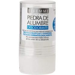 Piedra de alumbre desodorante Bifemme